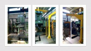 Macchine lavorazioni meccaniche De Martin